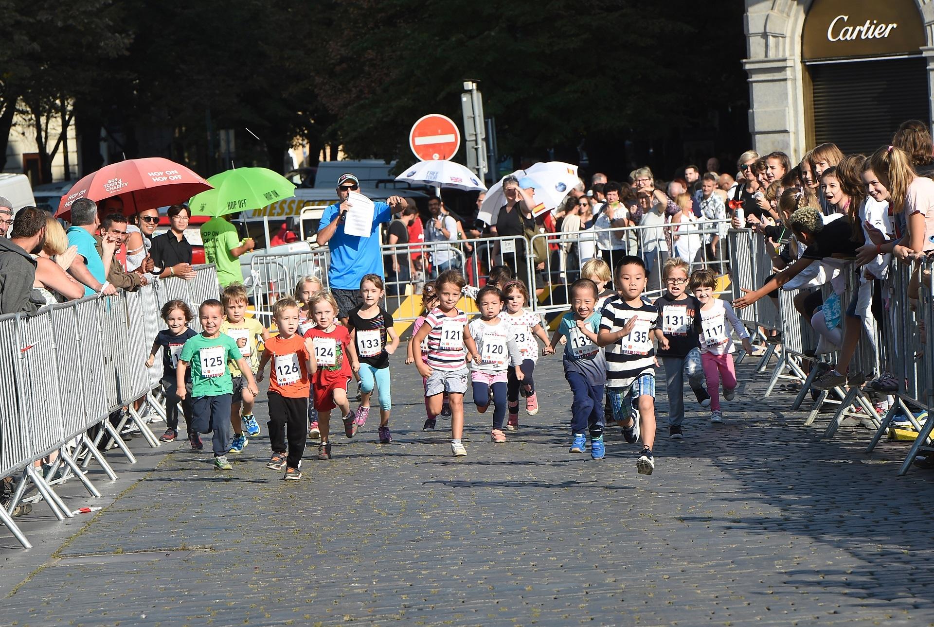 Školní běh